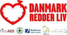 DANMARK REDDER LIV:  Knud på 2 måneder blev reddet af frivillige førstehjælpere