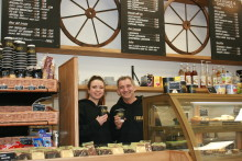 ​Art deco refurbishment for Potters Bar station cafe