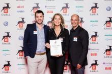 Congratulations TDoS to another Gazelle award!
