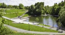 Grorudparken får heder i nasjonalt verdiprosjekt