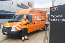 RAC launches first dedicated Truck Rescue Patrol