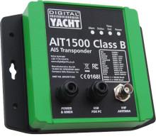 Económico transpondedor AIT1500 Clase B AIS de Digital Yacht