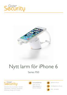 PDF: iPhone 6 stöldsäkras med nytt varularm