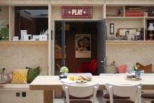 Filmens värld som inspirationskälla på nya Hotel Noble House i Malmö