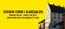 Skola, hantverk och mode på Svensk Forms agenda i Almedalen