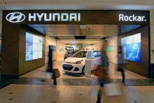 Hyundai vinner priser