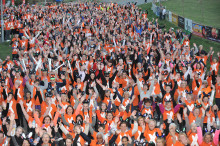ellenor's biggest mass participation event in Gravesend aims to raise £75,000!