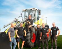 Swedish Agro Machinery tecknar samarbetsavtal med EBO i Stora Höga