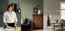 Boråstapeter lanserar tapetkollektionen Anno - Stilhistoria som hänför