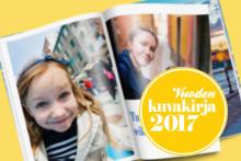 Ifolorin Vuoden kuvakirja 2017 -kilpailu käynnistyy