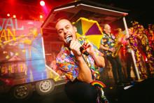 Louisiana Avenue avslutar turnén i Örebro 25 september