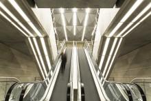 AI säkrar flödet i Köpenhamns nya tunnelbana Cityringen