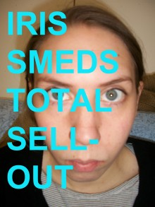 IRIS SMEDS SELL-OUT