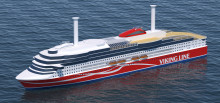 LK supplies all manual valves for Viking Line's new cruise ship