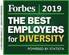 Forbes zählt Choice Hotels zu den besten Arbeitgebern für Diversity in den USA