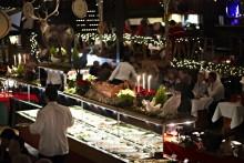 Björn, tjäder och bäver på Tyrols Vilda Julbord