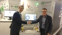 Sauter Elektonik kauft XRHCount während der productronica 2019