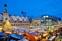 Leipziger Weihnachtsmarkt 2017 - Tradition seit 560 Jahren