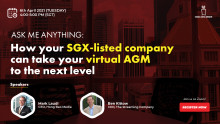 Ask Me Anything: How your SGX-listed company can take your virtual AGM to the next level