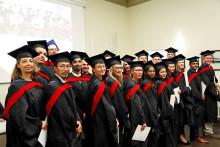 Graduiertenfeier 2018 am Wildau Institute of Technology der TH Wildau