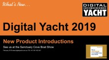 Digital Yacht Australia - 2019 AU$ Price List