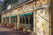 dm-drogerie markt eröffnet glückskind-Lounge im Europa-Park