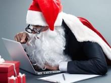 Julhandeln ökade både i butik och på nätet