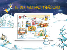 """APPSfactory setzt App """"In der Weihnachtsbäckerei"""" für Universal Music um"""