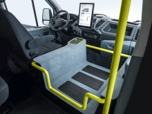 Concept Minibus 100% Electrique: Ford s'attaque à l'impact de la climatisation sur l'autonomie des batteries