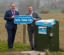 Half of Digital Scotland households sign up for better broadband