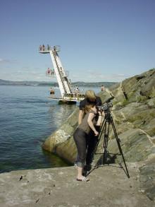 Johanna Billing ställer ut videokonst på Clarion Hotel Stockholm