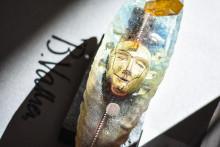 Kungsmässan värd för Kosta Bodas världspremiär – unik glaskonst visas upp i Kungsbacka