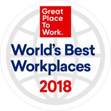 När 12 miljoner medarbetare tycker till:  Här är Världens Bästa Arbetsplatser
