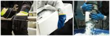 Varma arbetshandskar - tre tips för varmare händer
