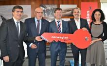 Norwegian inaugura en el aeropuerto de Barcelona la ampliación de su sede corporativa en el Sur de Europa