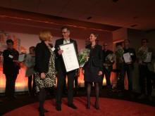Kulturcentrum i Småland får Stora Turismpriset 2014