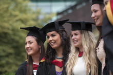 Northumbria ranked top 10 for number of graduates in professional employment
