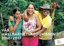 Hållbarhetsredovisning 2016/2017
