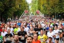 Telenor fyrer op for stemningen under CPH Half Marathon
