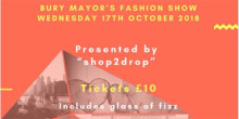 Bury Mayor's charity fashion show