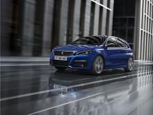 Premiär: första bilderna på nya Peugeot 308