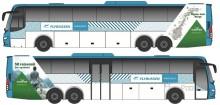 Flybussen og Widerøe inngår samarbeidsavtale