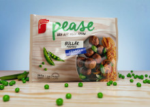 Findus presenterar det senaste tillskottet i Pease-familjen: Peasebullar!