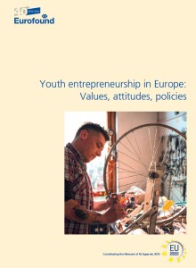 New report defines factors to unlock the potential of Europe's young entrepreneurs
