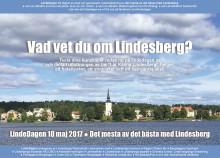 LindeDagen 10 maj: Sju veckor kvar