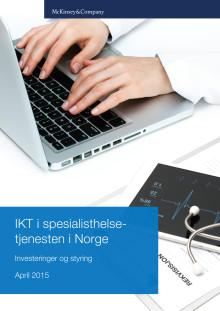 IKT i spesialisthelsetjenesten.