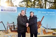 ScanHaus Marlow neuer Goldpartner des Rostocker Zoos