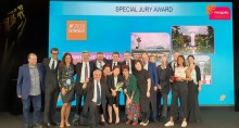 Jewel Changi Airport accorded Special Jury Award at MAPIC Awards 2019
