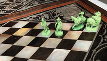 Parlour games 400 years ago – almost like today