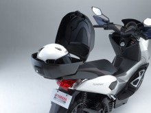 """Launch of Motorcycle accessory """"TOP CASE City 30"""""""